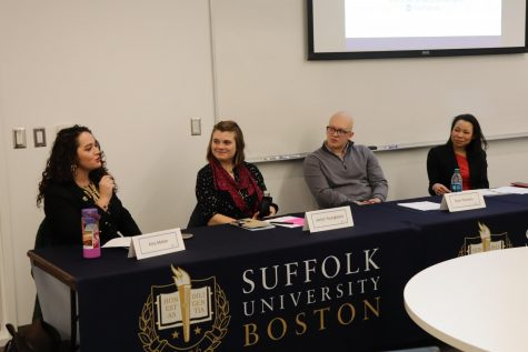 "Suffolk University's Ford Hall Forum discusses: ""Are Our Democracies Endangered?"""