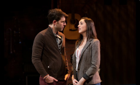 'Once' the musical tells Irish love story through powerful acoustic songs