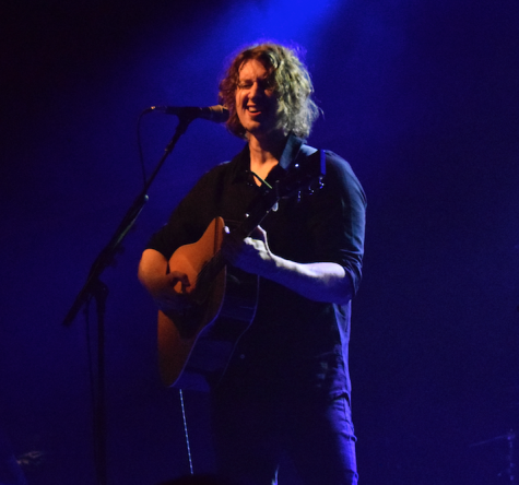 Dean Lewis satisfies fans during sold out concert at Royale