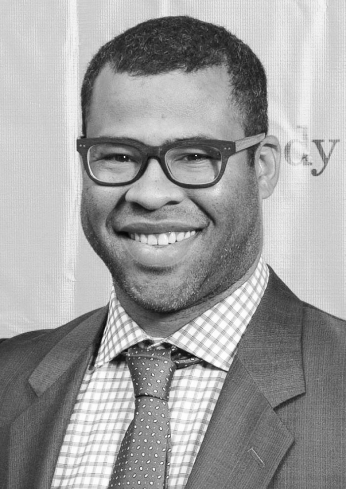 "Jordan Peele, director of acclaimed horror films ""Us"" and ""Get Out"""
