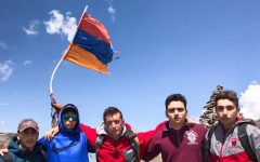 Student promotes awareness and education for Armenian genocide