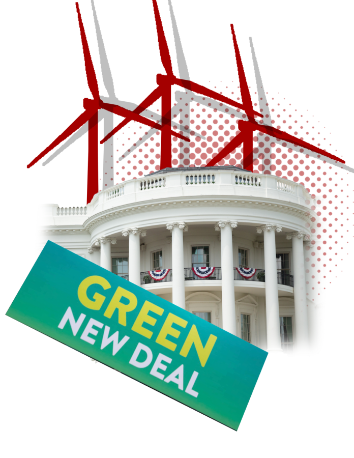 There's nothing green about the Green New Deal