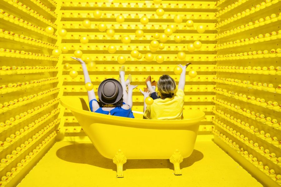 Find your Happy Place: Pop-up exhibit is ready for your Instagram close-up