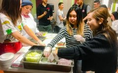 Cultural clubs collaborate through cooking on campus