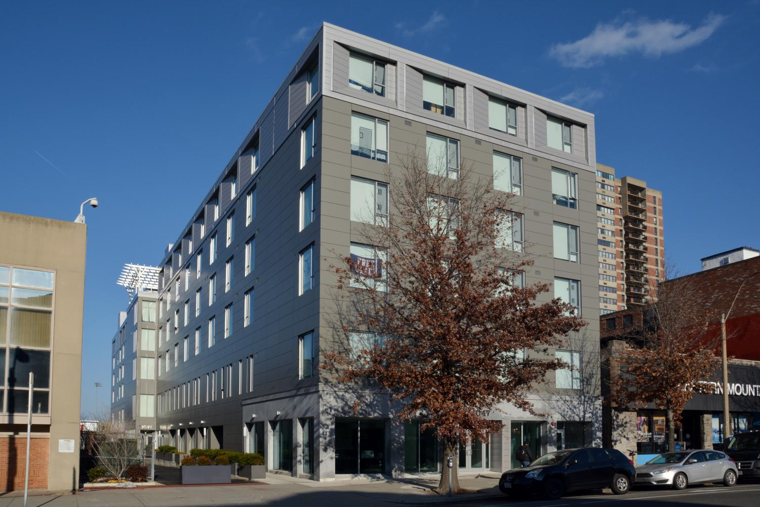 Suffolk's newest residence building at 1047 Commonwealth Ave