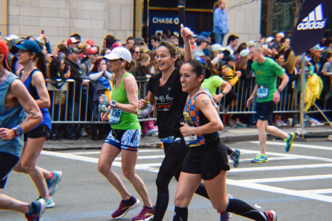 Marathon Monday brings out the best in Boston