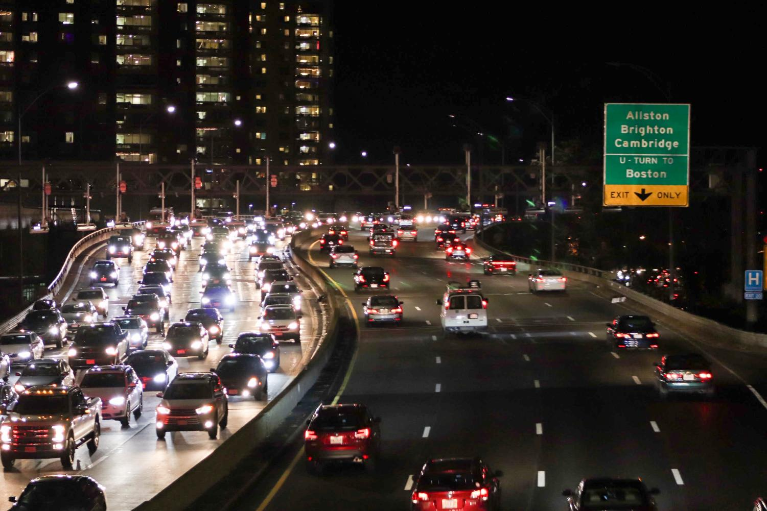 The Suffolk Journal | Congestion pricing could solve Boston's