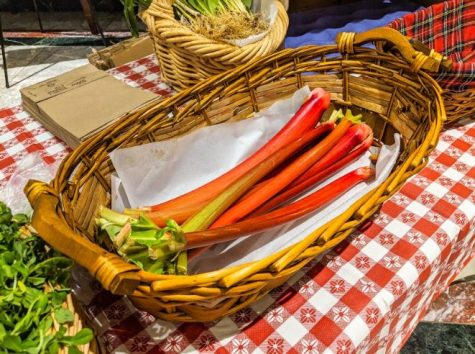 Suffolk hosts first ever Farmers' Market during the SUSC