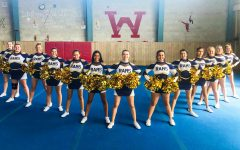 Suffolk cheer club continues to make a name on campus