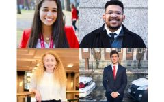 Student Government Association's new E-Board looks forward to another year at Suffolk