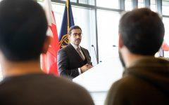 Bahrain Ambassador visit provokes conversation on campus