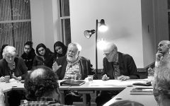 Writers brings classic literature to life in poetry reading