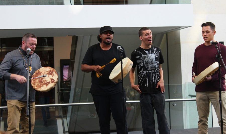 MFA invites Native American musicians and dancers to celebrate Indigenous Peoples Day