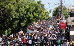 Suffolk community responds to media coverage of Haiti crisis