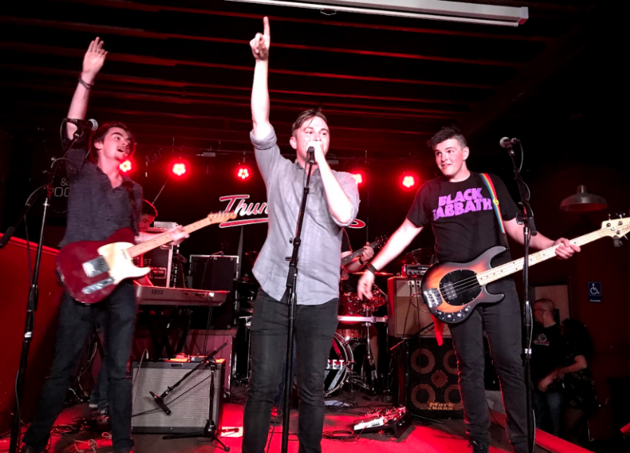 Somerset band moves from Suffolk to Somerville