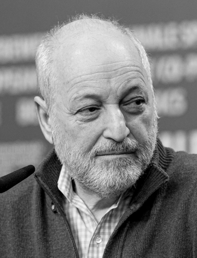 Author Aciman is well known for his novel 'Call Me By Your Name'
