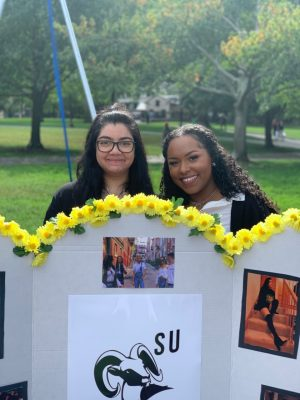 New student organization hits the runway