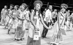 Performers bring African rhythm into Mozart classic