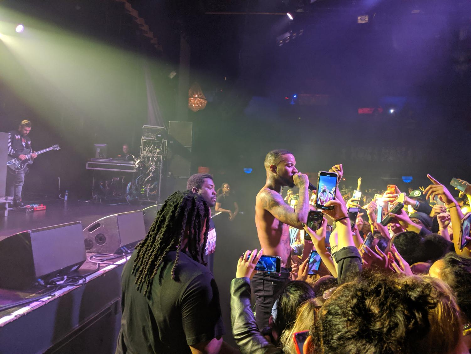 The Suffolk Journal   Tory Lanez: up close and personal