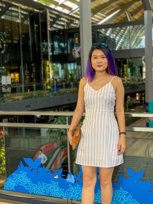 First-generation international student Xin Yi Yap shatters stereotypes