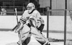 Freshman goalie makes mark early in season