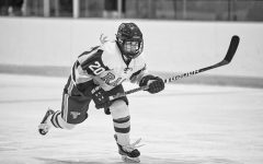 Women's hockey skates into second season