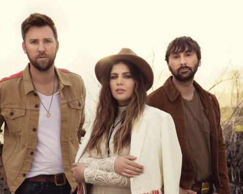 Lady Antebellum's new album 'Ocean' shows band hasn't lost its spark