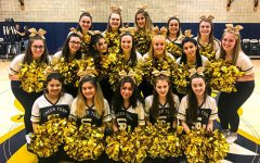 Cheer club no longer tumbles under radar