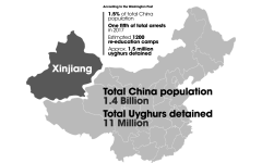 Detention camps in China target the Uyghur community