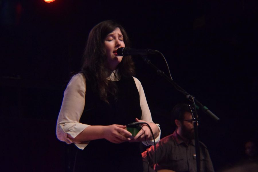 Lucy Dacus brings smooth indie voice and synth to Royale