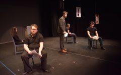 'Doughboy': Justin Peavey resurfaces 1920's court drama in original play