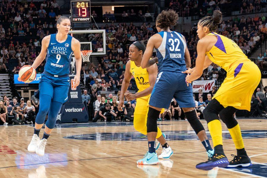WNBA Scores Big On New CBA