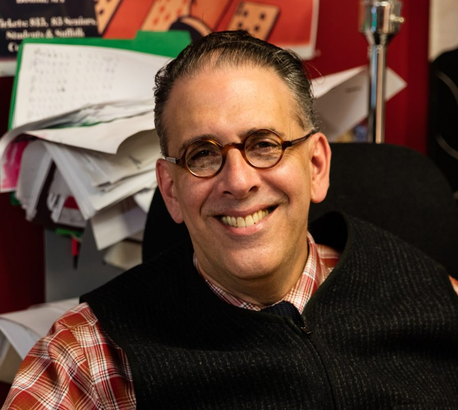 Wesley Savick: Theatre professor speaks on his experience working at Suffolk and beyond