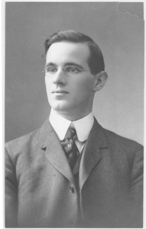 Gleason Archer, the founder of Suffolk University