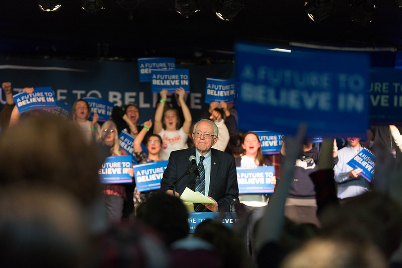 Sanders edges out victory over Buttigieg in New Hampshire primary