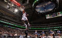 NBA All-Star Game: a slam-dunk
