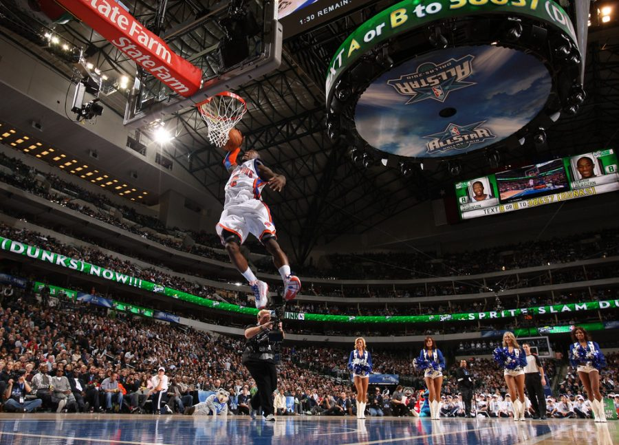 NBA All-Star Game: a slam-dunk