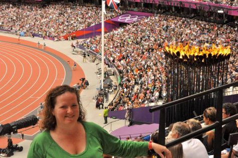 Kathy Maloney; Olympics and Paralympics volunteer