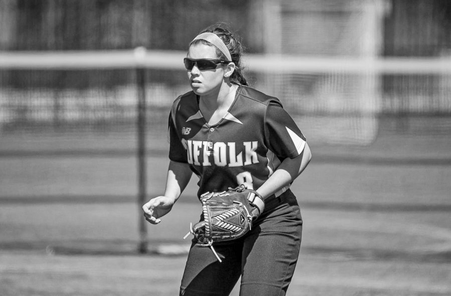 Suffolk softball player lands internship with GNAC