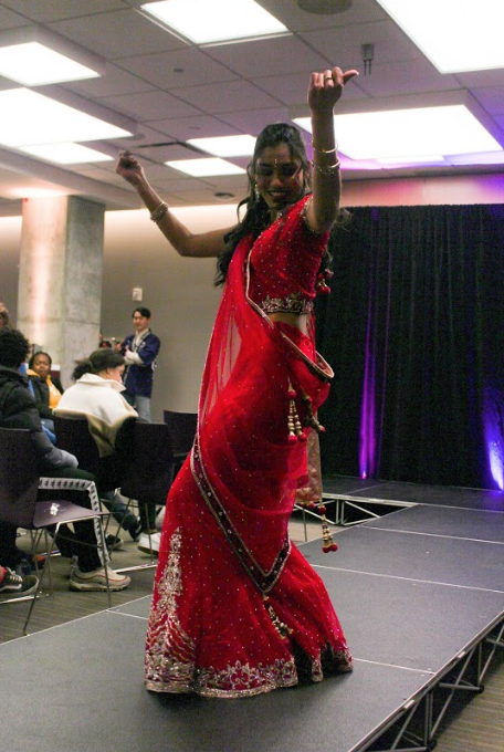 Student Fashion takes Suffolk Community on 'A Night Around The World'