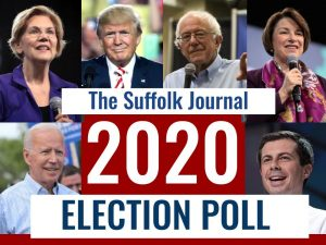 The Suffolk Journal's 2020 Presidential Election Poll