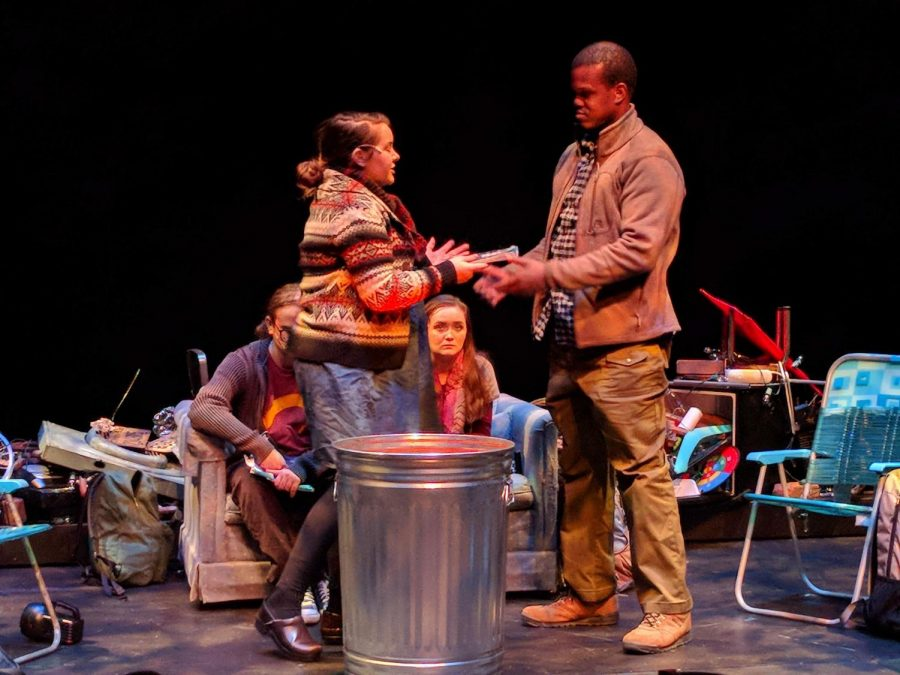 PAO production will turn Modern Theatre into post-apocalyptic world