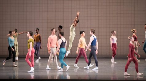 Boston Ballet exemplifies talent through contemporary routines