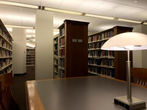 Sawyer Library at Suffolk University