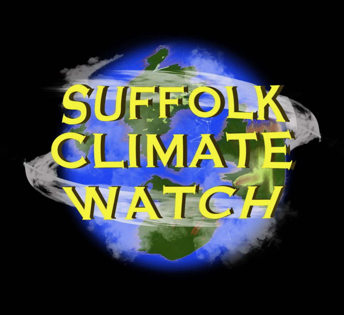Suffolk Climate Watch graphic