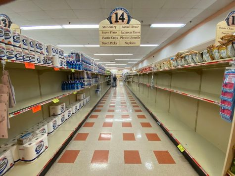 Grocery industry faces challenges amid shopping surge