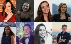 Thank you to The Suffolk Journal's graduating editors