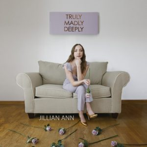 The cover of Jillian Ann's debut EP