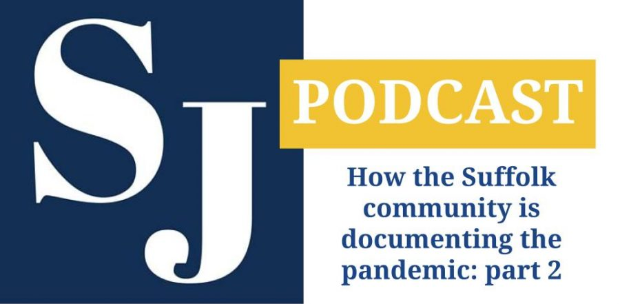 How the Suffolk community is documenting the pandemic: part 2