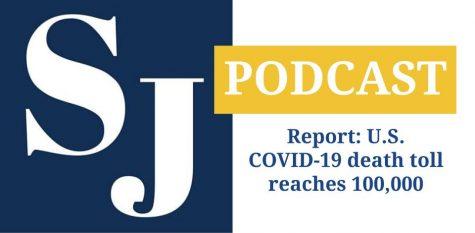 Report: U.S. COVID-19 death toll reaches 100,000